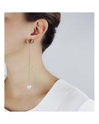 Eshvi - Multicolor Astro Earrings - Lyst