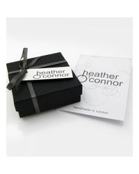Heather O Connor - Metallic Small Gold Pillow Chain Bracelet - Lyst