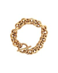 Apis Atelier - Metallic Rhea Bracelet - Lyst