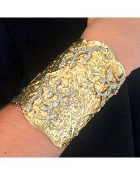 CIC Fine Jewelry - Metallic Cleo Cuff Bracelet - Lyst