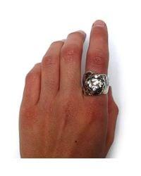 JUX Jewellery - Multicolor Rose Quartz Ring for Men - Lyst