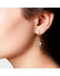 Kaizarin | Multicolor Starry Earrings | Lyst