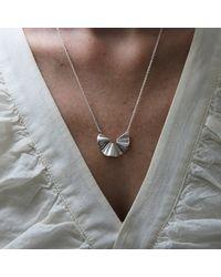 XISSJEWELLERY   Multicolor Ruffle Necklace   Lyst