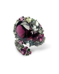 Stanislav Drokin - Multicolor Frozen Ring - Lyst