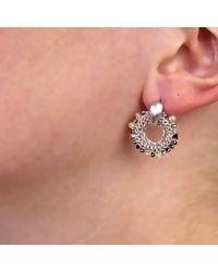 Tove Rygg - Multicolor Goddess Earth Link Earrings - Lyst