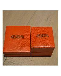 Alexandra Alberta - Multicolor Rosewood Earrings - Lyst