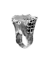 Katarina Cudic - Metallic Almost New Ring - Lyst