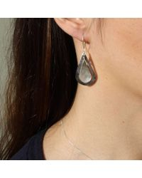 Monica Fiorella Jewelry - Multicolor The Complexity Of Tears Earrings - Lyst