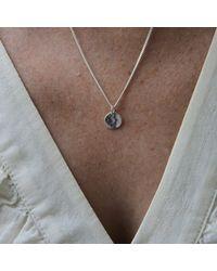 XISSJEWELLERY - Multicolor Mini Sequin Necklace - Lyst