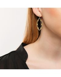 Freida Rothman - Multicolor Spiked Harlequin Drop Earrings - Lyst