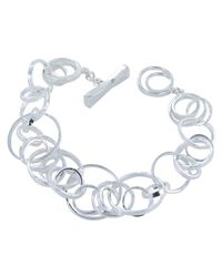 Reeves and Reeves | Metallic Ring A Ding Bracelet | Lyst