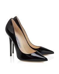 Jimmy Choo | Black Anouk | Lyst
