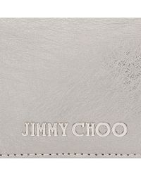 Jimmy Choo - Metallic Marlie - Lyst