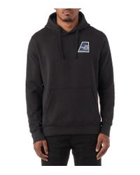 0f1e12aa1 The North Face Pullover Graphic Patch Hoodie in Black for Men - Lyst