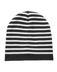 Joe Fresh - Gray Men's Stripe Hat for Men - Lyst