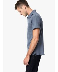 Joe's Jeans - Blue Cruise Polo for Men - Lyst