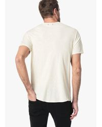 Joe's Jeans - White Chase Raw Edge Crew for Men - Lyst