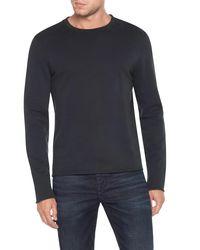 Joe's Jeans - Blue Steven Pullover Crew for Men - Lyst