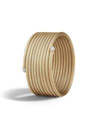 John Hardy | Metallic Classic Chain Medium Coil Bracelet | Lyst