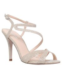 Carvela Kurt Geiger | Pink Ladybird Stiletto Heeled Sandals | Lyst