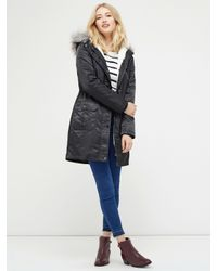 Oasis - Multicolor Diana Parka Jacket - Lyst