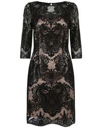 Fenn Wright Manson | Black Galaxy Dress | Lyst