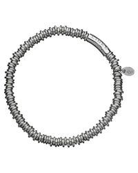 Links of London | Metallic Sweetie Xs Silver Bracelet | Lyst