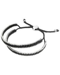 Links of London | Metallic Double Friendship Bracelet | Lyst