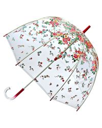 Cath Kidston - Multicolor Thorp Flowers Ombre Birdcage Umbrella - Lyst