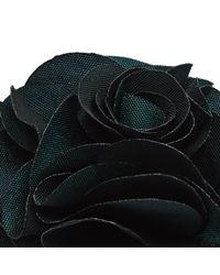 Reiss - Green Piani Flower Dress Pin - Lyst
