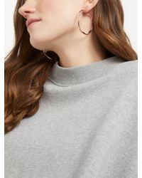 John Lewis - Metallic Twisted Hoop Earrings - Lyst