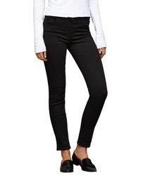 J Brand | Blue 811 Mid Rise Skinny Leg Jeans | Lyst