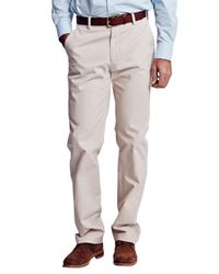 Thomas Pink | Natural Voltaire Chinos for Men | Lyst