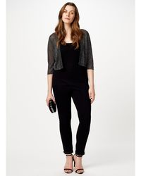 Studio 8 - Metallic Sophie Cover Up - Lyst