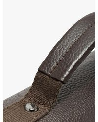 Ted Baker - Brown Departs Leather Satchel for Men - Lyst