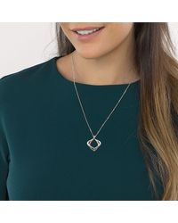 Kit Heath - Metallic Alicia Small Pendant Necklace - Lyst