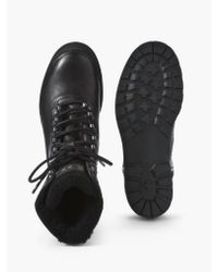 John Varvatos - Black John Varvatos Heyward Mid Waterproof Boot for Men - Lyst