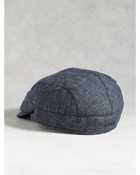 John Varvatos - Gray Ivy Hat for Men - Lyst