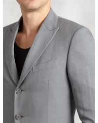 John Varvatos - Gray Austin Sportcoat for Men - Lyst