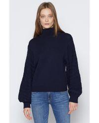 Joie - Blue Lathen Sweater - Lyst