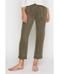 Joie | Green Saphine Pants | Lyst