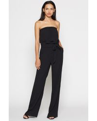 Joie | Black Derber Jumpsuit | Lyst
