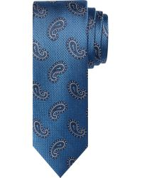 Jos. A. Bank - Blue Executive Collection Paisley Tie - Long Clearance for Men - Lyst