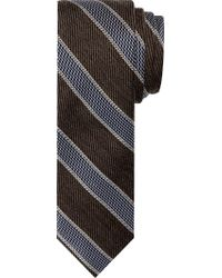 Jos. A. Bank - Multicolor Reserve Collection Stripe Tie for Men - Lyst