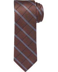 Jos. A. Bank - Multicolor Reserve Collection Windowpane Plaid Tie for Men - Lyst