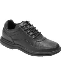 Jos. A. Bank - Black World Tour Walking Shoes By Rockport for Men - Lyst
