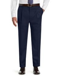 Jos. A. Bank Blue Signature Collection Tailored Fit Suit - Big & Tall for men