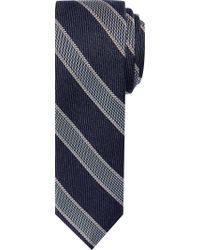 Jos. A. Bank - Blue Reserve Collection Stripe Tie for Men - Lyst