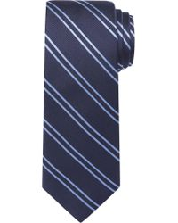 Jos. A. Bank - Blue Traveler Collection Thin Stripe Tie for Men - Lyst