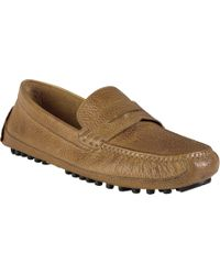 Jos. A. Bank - Brown Grant Canoe Penny Loafer By Cole Haan for Men - Lyst